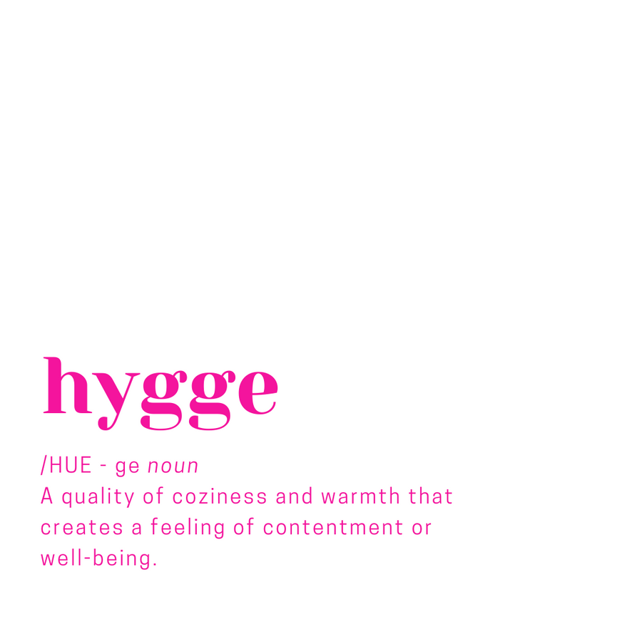 Hygge Box I Shower Me Vegan