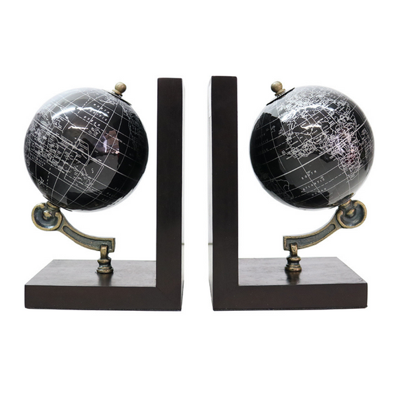 Bookends I Globe (PRE ORDER delivery extended to May now)