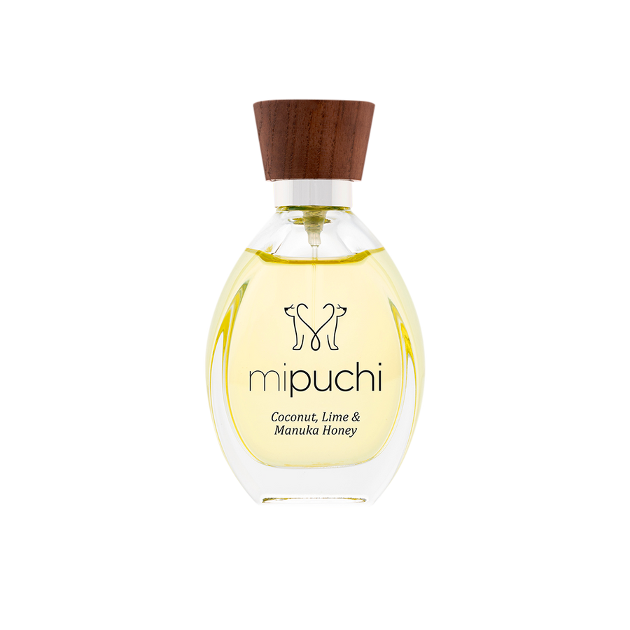 Dog Fragrance I Mipuchi I Coconut, Lime & Manuka Honey - Richie and Co