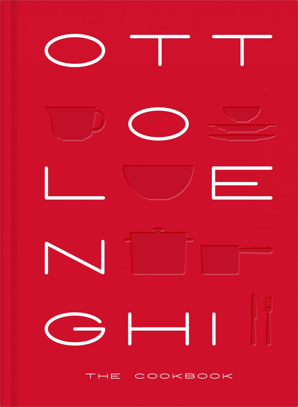 Ottolenghi I The Cookbook (PRE ORDER delivery April)