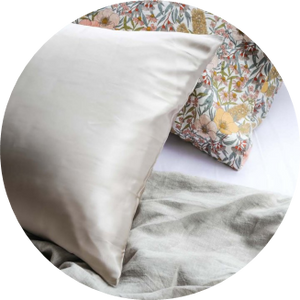 Mulberry Silk Pillowcase I Oyster