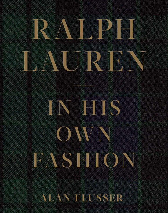 Ralph Lauren I In His Own Fashion (PRE ORDER delivery in May)