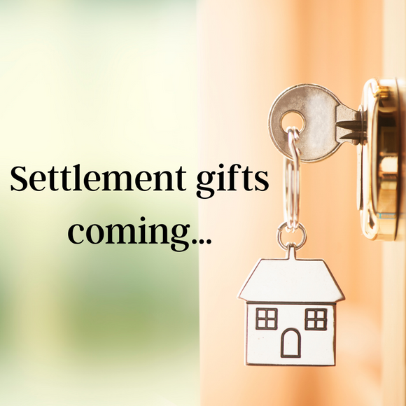 Settlement Gifts I Coming...