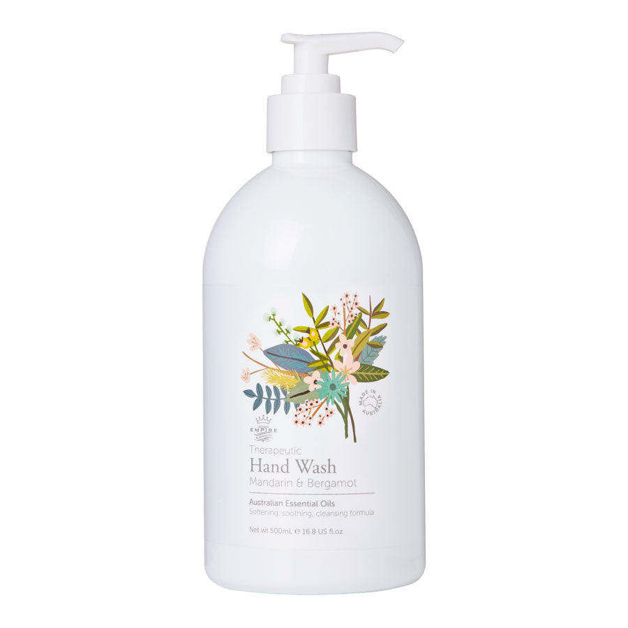 Therapeutic I Hand Wash I Mandarin & Bergamot - Richie and Co