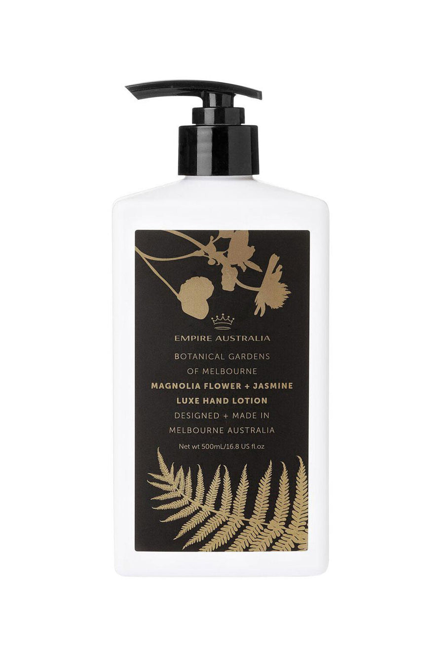 Hand & Body Wash and Lotion I Luxe Duo I Botanicals Gardens of Melbourne  I Rose & Geranium - Richie and Co