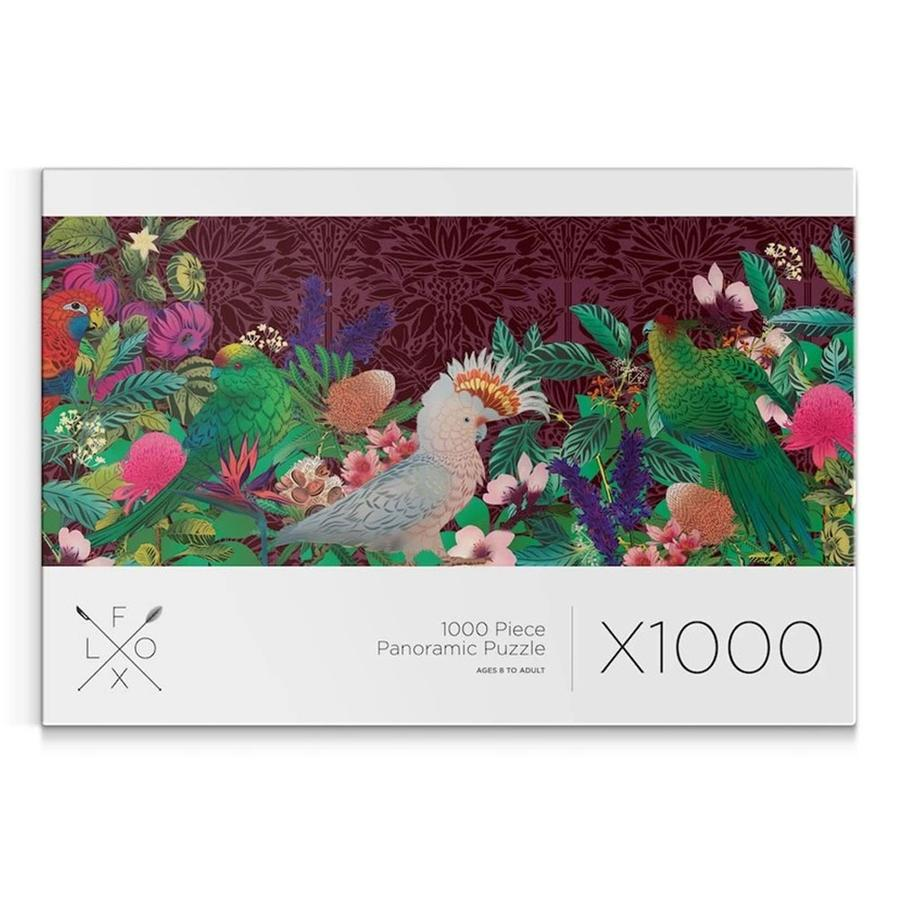FLOX I New Rectangle 1000 piece Puzzle I Papura