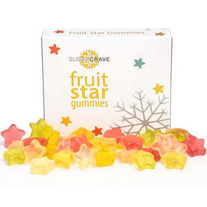 Vegan I Fruit Star Gummies