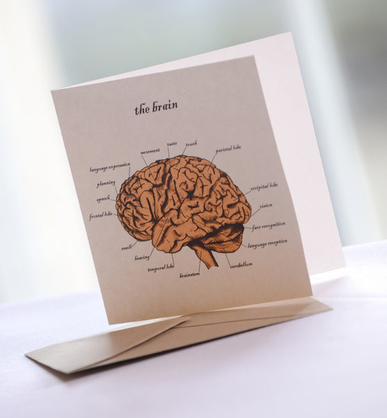 RCPSG Brain Greeting Cards