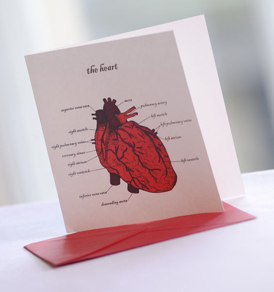RCPSG Heart Greeting Cards