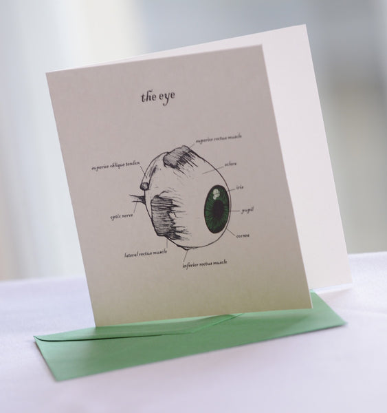RCPSG Eye Greeting Cards