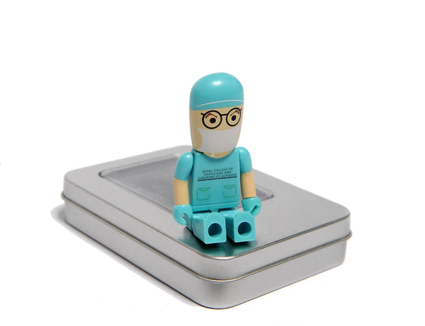 Surgeon USB Flash Drive with College name