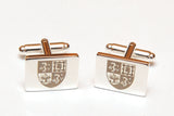 Cufflinks - Rectangle