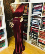 Classy Best Selling This Silk Designer Saree With Blouse - Wear Your Glamour