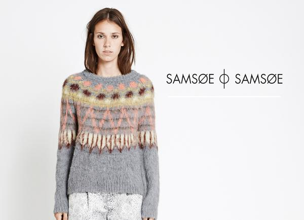 Brands We Love: Samsoe & Samsoe