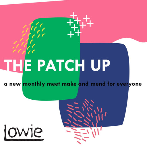 The Patch Up- A Skill Sharing Social Club, 22nd April
