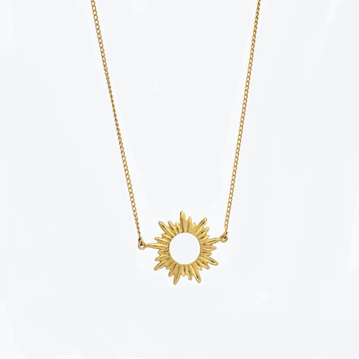 Rachel Jackson Electric Goddess Sunray Necklace