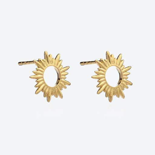 Rachel Jackson Electric Goddess Sunray Stud Earrings