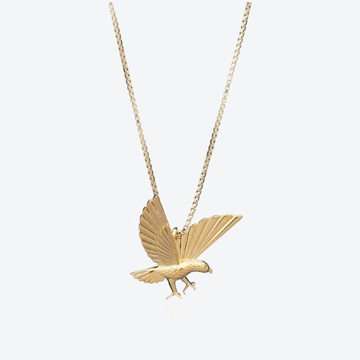 Rachel Jackson Strength Eagle Necklace