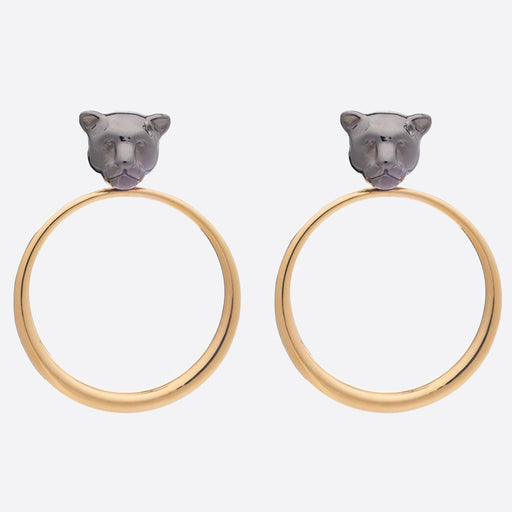 Rachel Jackson Full Moon Panther Hoops