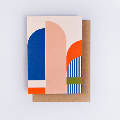 The Completist Bookends Art Card
