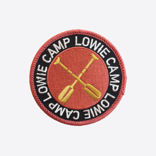 Lowie Camping Badge