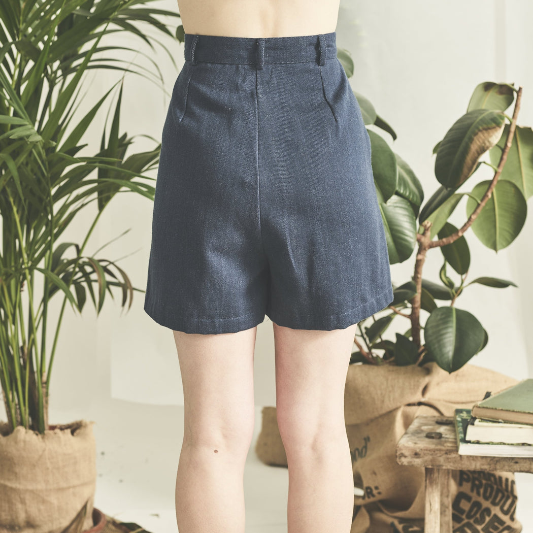 Lowie Organic Denim Shorts