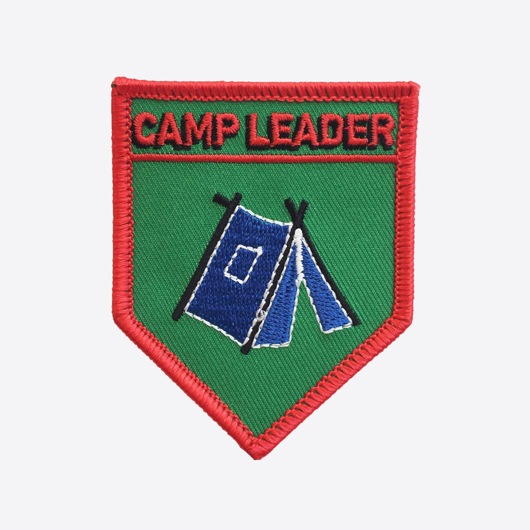 Lowie Camp Leader Badge