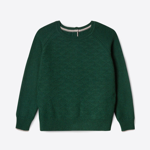 Lowie Forest Recycled Cashmere Jumpigan