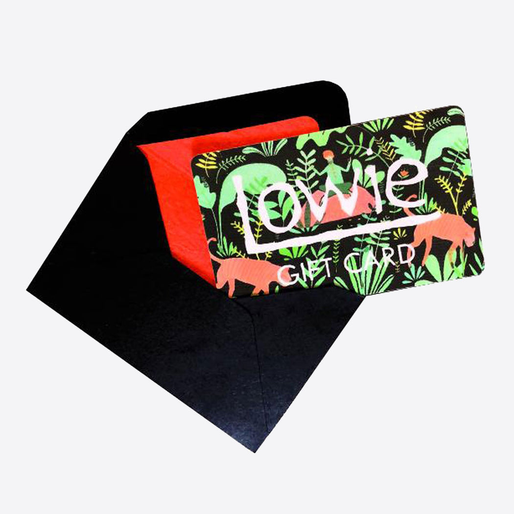 Gift Card With Envelope