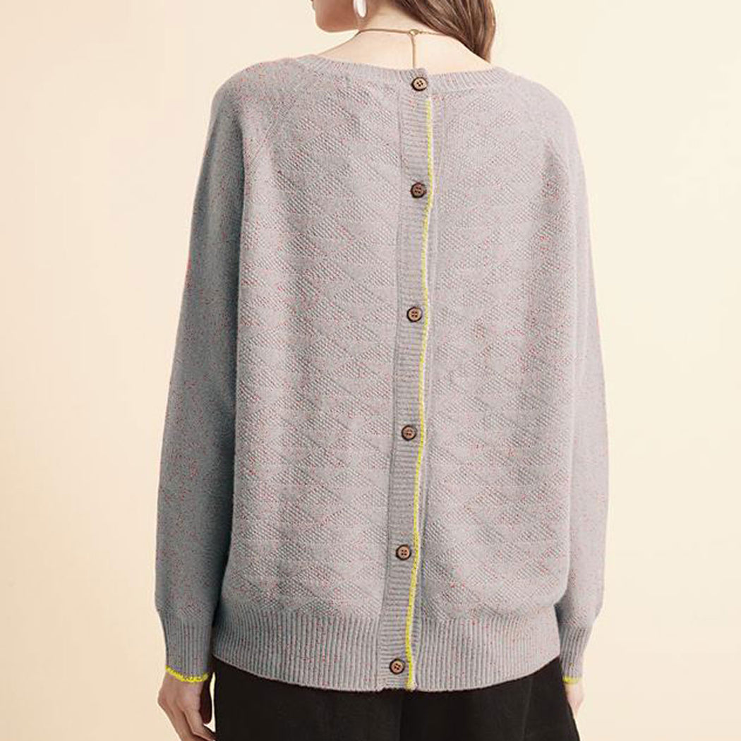 Lowie Grey Cashmere Jumpigan