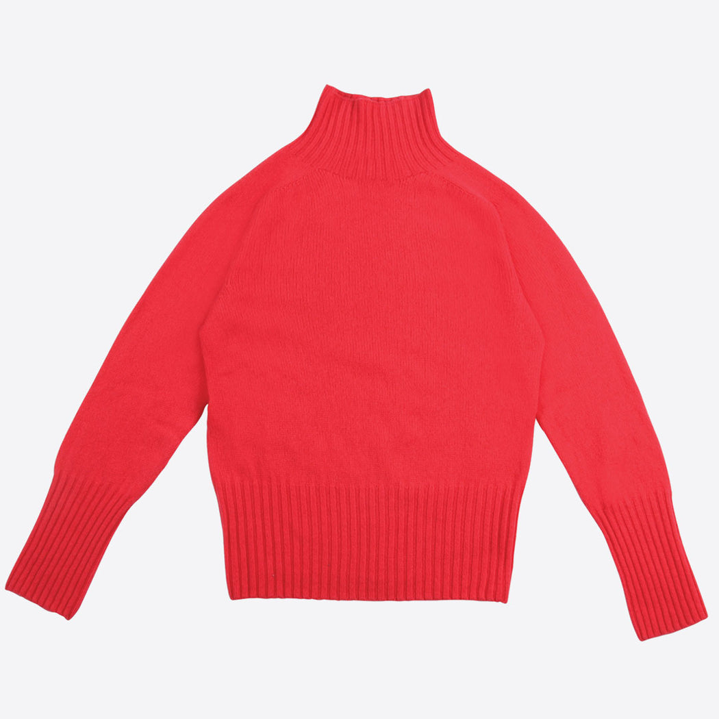 Lowie Strawberry Lambswool Ski Neck