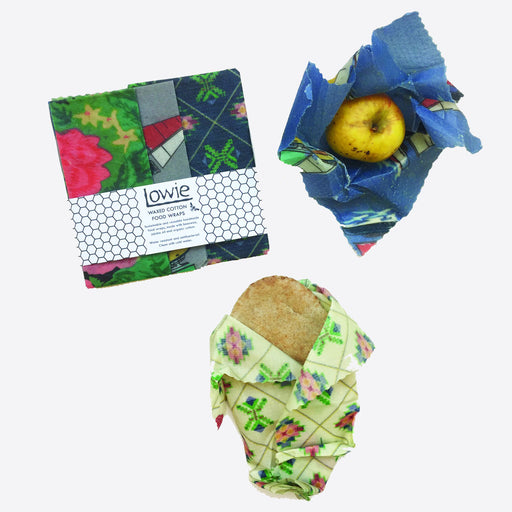 Lowie Beeswax Wraps