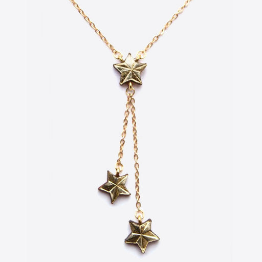 Rosita Bonita Falling Star Necklace
