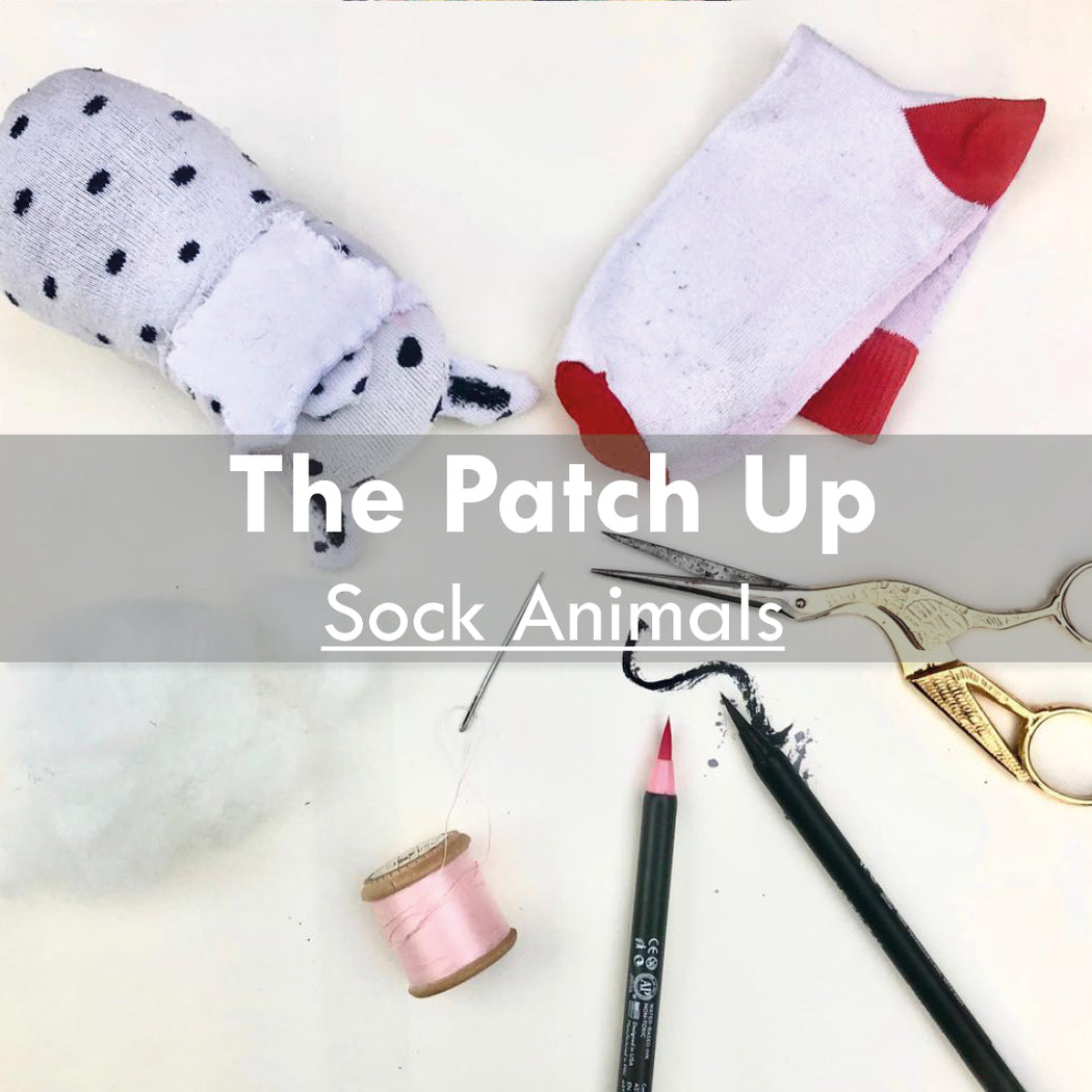 The Patch Up | Sock Animals, 27th May