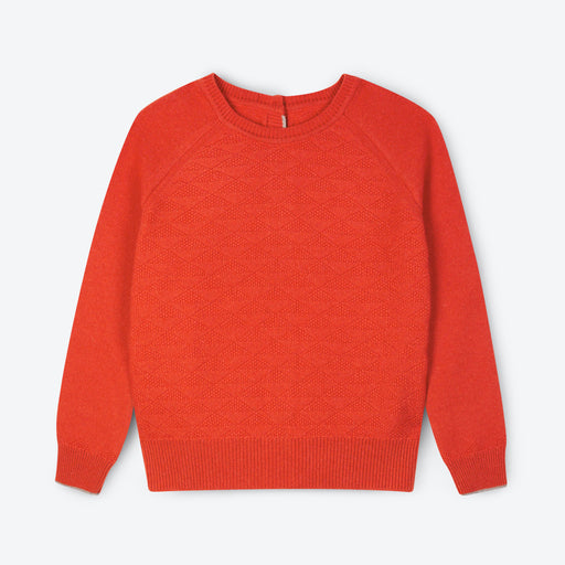 Lowie Tomato Recycled Cashmere Jumpigan