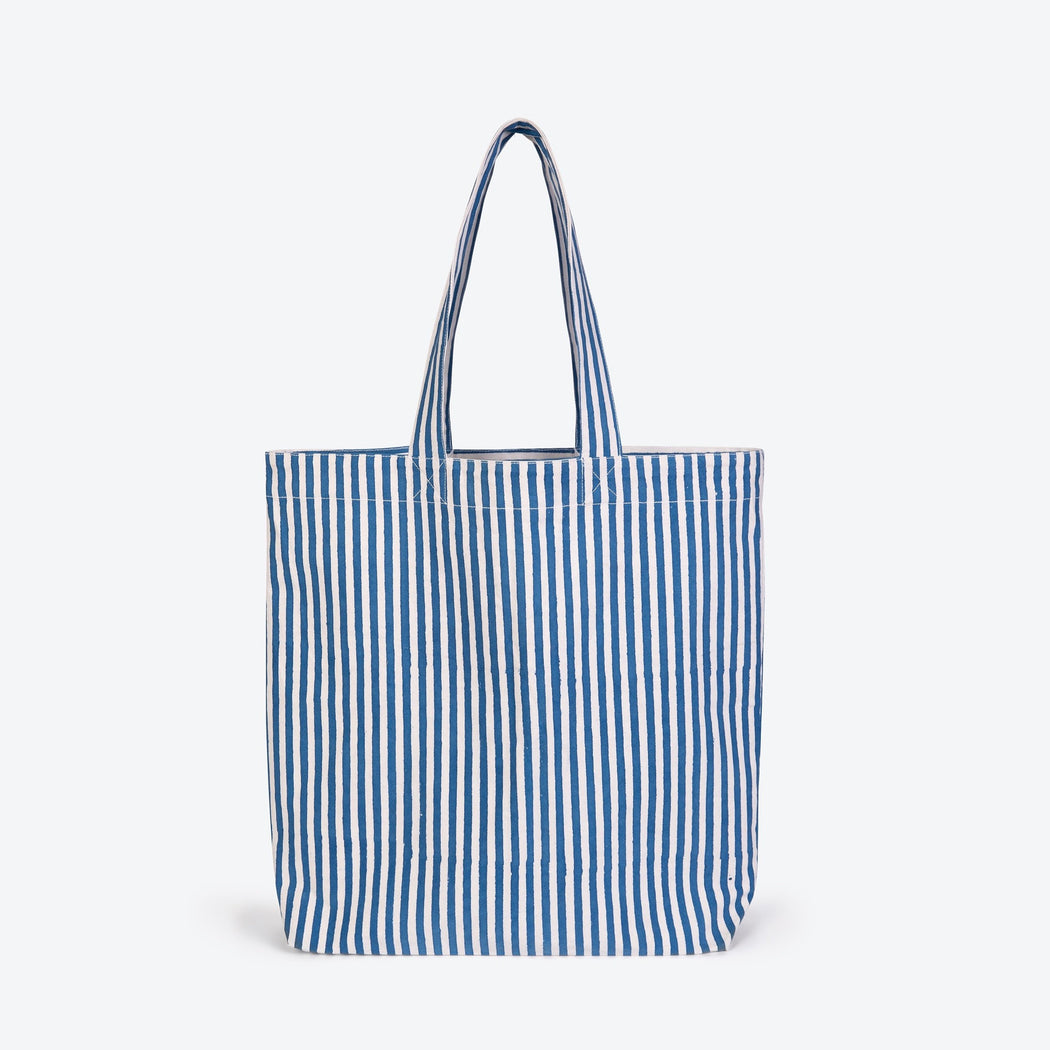 Lowie Blue Stripe Bag
