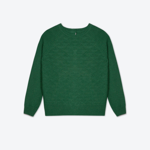 Lowie Grass Recycled Cashmere Jumpigan
