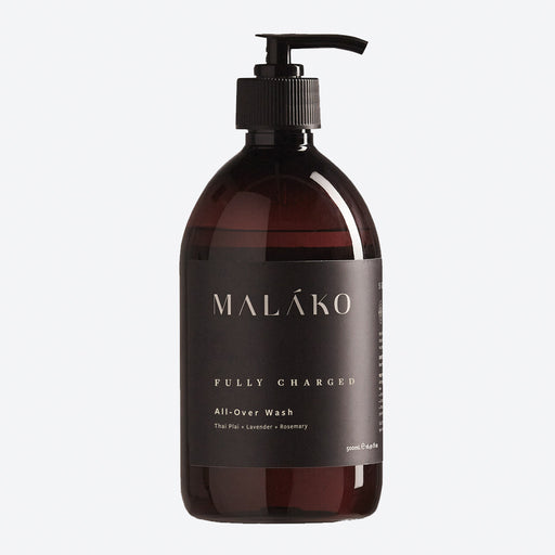 MALAKO Fully Charged All-Over Wash