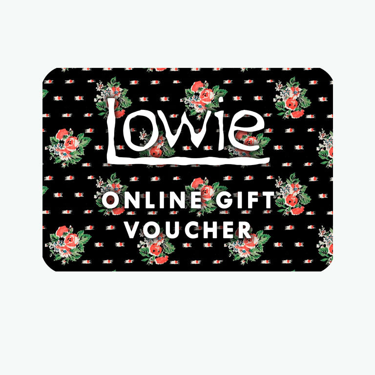 Lowie Gift Cards