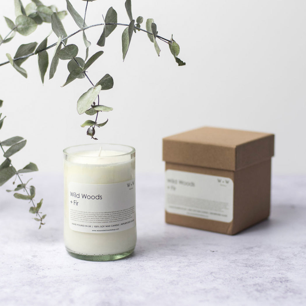 Wild Woods and Fir Candle