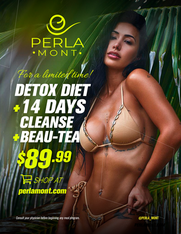 Detox Diet + 14 Day Cleanse + Beau-tea