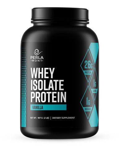 Burn It Up! Whey Isolate Protein