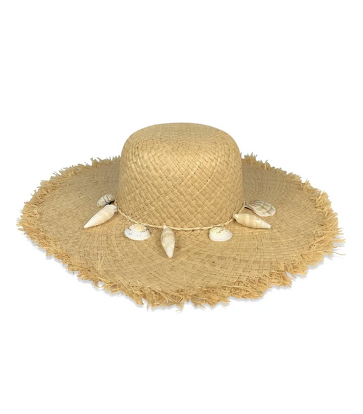 THE BEACH COMBER HAT