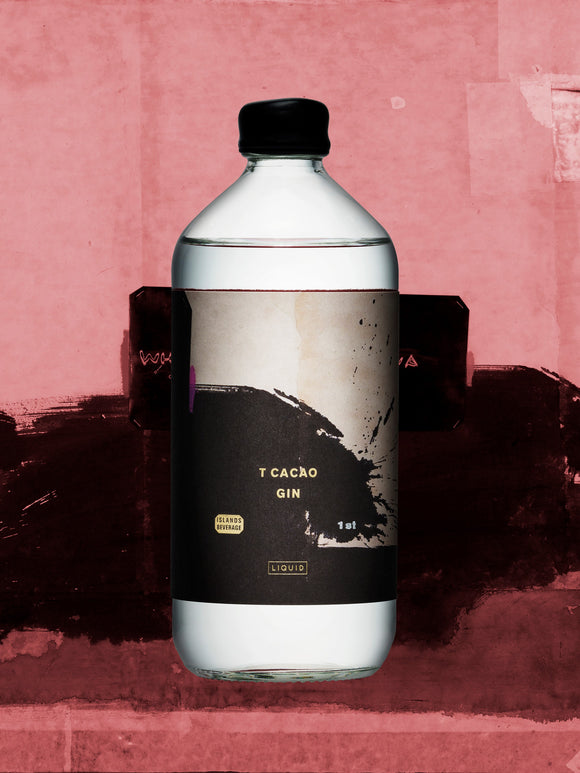 T CACAO GIN / ティ カカオ ジン 1st batch *soldout