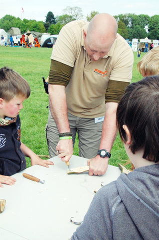 Children's Spoon Carving Class from Event