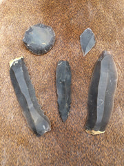 Mesolithic Tool Kit Workshop with Will Lord