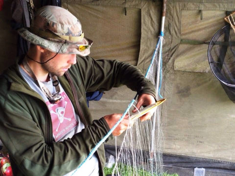 Make a Gill Net with Fraser Christian from Event