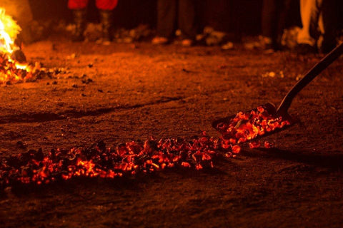 Fire Walking - Walk on Hot Coals! from Event