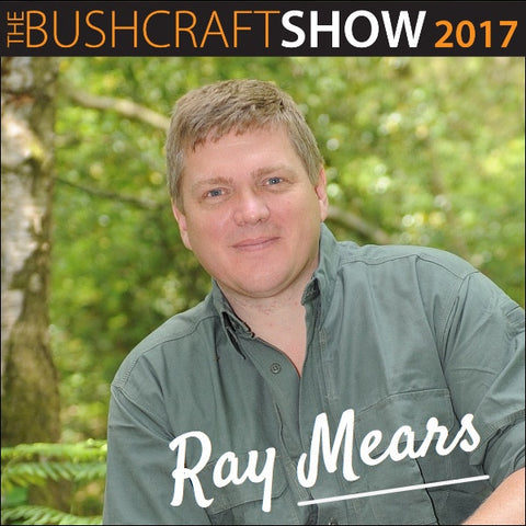 Ray Mears Talk from Event
