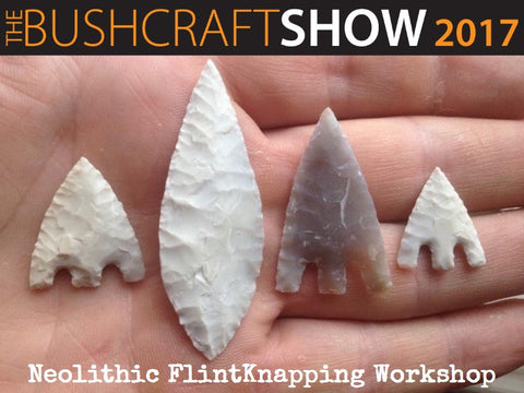 Neolithic FlintKnapping Workshop with Will Lord from Event